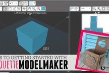 Silhouette Model Maker