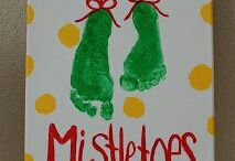 christmas crafts / by Corinne Segreve