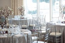 Wedding Receptions / Dance the night away and celebrate with friends & family in our Wavecrest Ballroom or Garden Terrace, accomodating up to 200 guests for a reception.