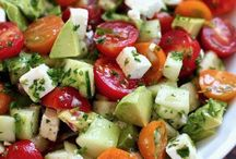receta de ensaladas