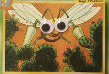 Kazeko / (japanese giant hornet) Beedrill gijinka. Daughter of a yakuza boss. Art teacher/ceramics instructor. Depressed and likes cacti.