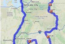 Utah Roadtrips