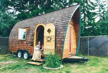 Gypsy Caravan/Tiny Homes / by Trudy Rutledge