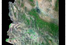 ARIZONA FROM SPACE