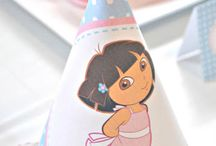 Kid Birthday Party / by Erin Huffman