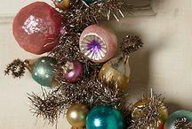 Christmas Time... / Mistletoe and holly.