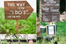 wedding signs to make