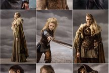 Things I Like: Vikings / Pins about the Vikings TV show.