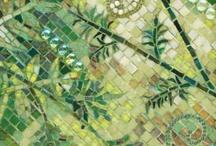 Plants & Flower Mosaics