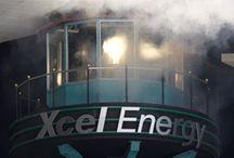 Inside Xcel Energy Center