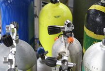 Scuba Air Refill