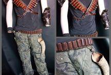 Post apocalyptic outfits / Post apocalyptic outfits