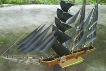 Tall Ship / My unfinished ship