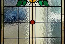 Art Nouveau Leadlight Inspiration