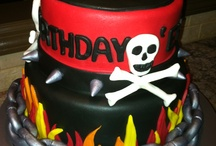 Birthday cake ideas / by Michelle Myers