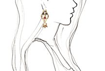 earings illustration