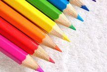Crayons Aquarelles