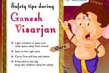 #Safety tips #during #Ganesh #Visarjan