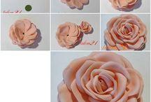 Tortendeko Blumen/Pflanzen