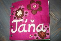 Tana's quiet book