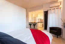 The Suite Ba.home / L'eleganza di una Suite unita alla riservatezza di una casa privata. Un monolocale open-space per trascorrere in totale comfort il tuo soggiorno a Roma. bahome.bnb@gmail.com www.ba-home.com