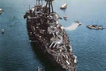 war ships / by John Fobes