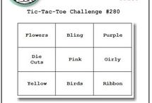 tic tac toe challenges