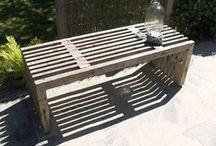 Tralle møbler/Ideer