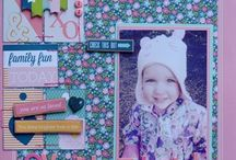 12x12 Scrapbook Layouts / 12 x 12 Scrapbook layouts