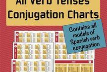 Spanish Verbs Resources