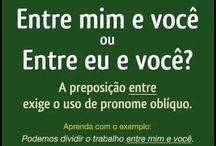 Escrevendo e falando Português  corretamente