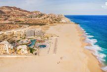 Drone Views / Beautiful weddings on the beaches of Los Cabos, México.
