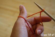 knit / by Sandee Noyes