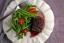 Recipes: Hot meals (Red meat) / Lunch, Dinner, Supper or Tea