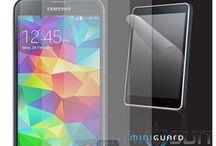 Galaxy S5 Screen Protectors | MiniSuit