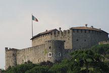 Castelli / Castelli in Friuli Venezia Giulia