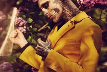 Rick Genest - Zombie Boy (Men tattoo, Men fasion)