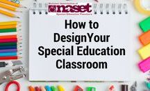 how to set up special Education classroom