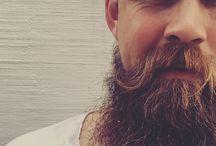 My beard and I / Pictures of Skjeggmenn beard club president @mortys_way