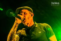 Dropkick Murphy's, The Mahones, Blood Or Whiskey 13.02.2015 Rothaus Arena, Freiburg