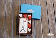Galletas para San Valentin / ¿Qué mejor regalo para la persona que más quieres?Nuevos packs para ese día tan especial...San Valentín!