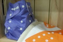 Baby Cloth Diapers & Swim Diapers