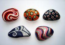 камни-рисуем