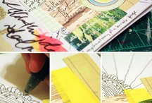 Art Journaling/Journaling/Planner / by Susan Steinke
