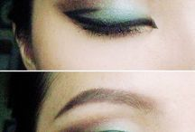 make up special eyes