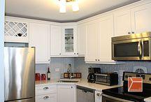 Gold Coast Condo Remodel / Complete Kitchen, Bathroom and Automatic shades remodel of Gold Coast Condo, Chicago IL