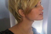 Cool Hair / Awesome short hair styles, cuts and colors.  / by Erica Voll