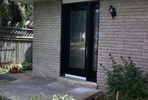 Doors / Exterior Doors, Steel or Fiberglass