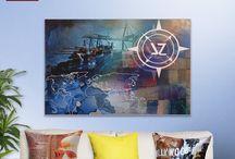 Artistic Wall Art By Zeba