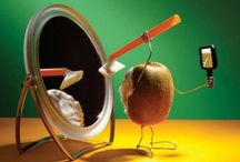 Bent Objects / Wires transform these objects from inanimate to hilarious works of art.